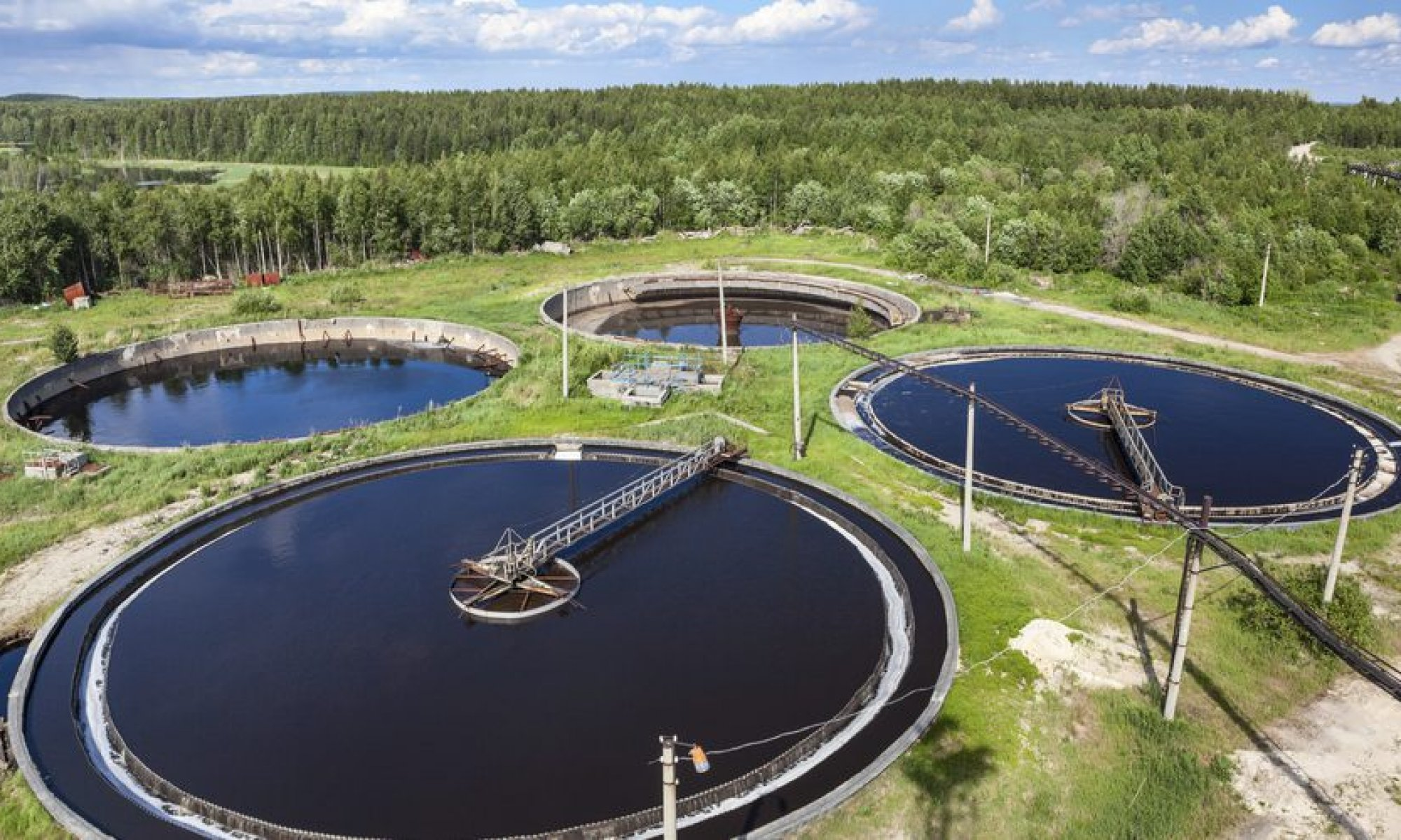 TER-ICB-01: Reconstruction of wastewater treatment plant in Ternopil